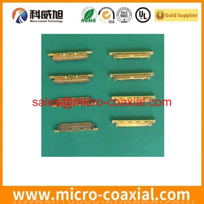 Professional I-PEX 2367-020 micro coax cable manufacturing plant High-Quality FX15S-51P-C Chinese factory.JPG