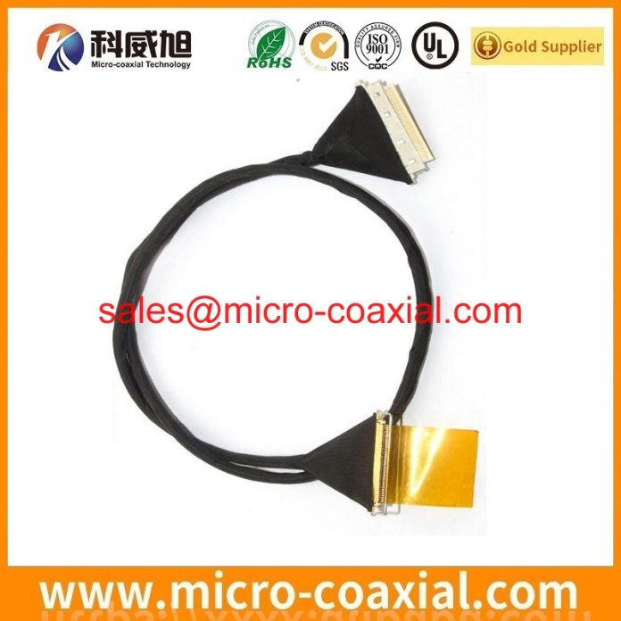 Professional I-PEX 2453-0311 micro coaxial connector cable Manufacturer High Reliability FX15S-31S-0.5SH(30) China factory