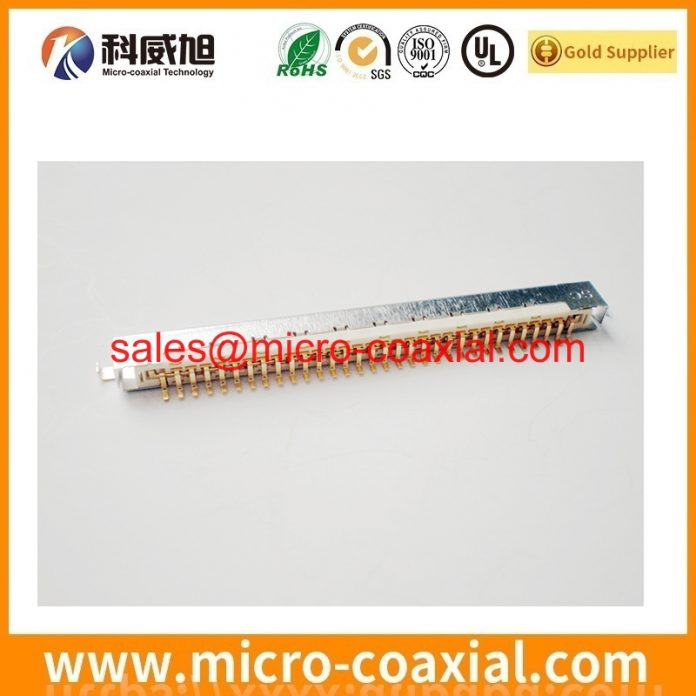 Professional I-PEX 2637-040 micro coaxial cable Supplier high-quality I-PEX 20830-R26T-30 Chinese factory.JPG