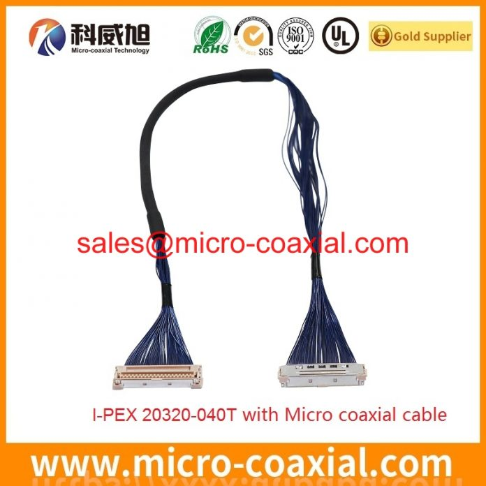 Professional I-PEX 2679-050-10 MFCX cable manufacturer high-quality I-PEX 2047 UK factory