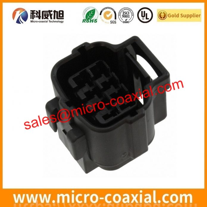 Professional MDF76KBW-30S-1H(55) Fine Micro Coax cable Provider High-Quality I-PEX 2030 Germany factory