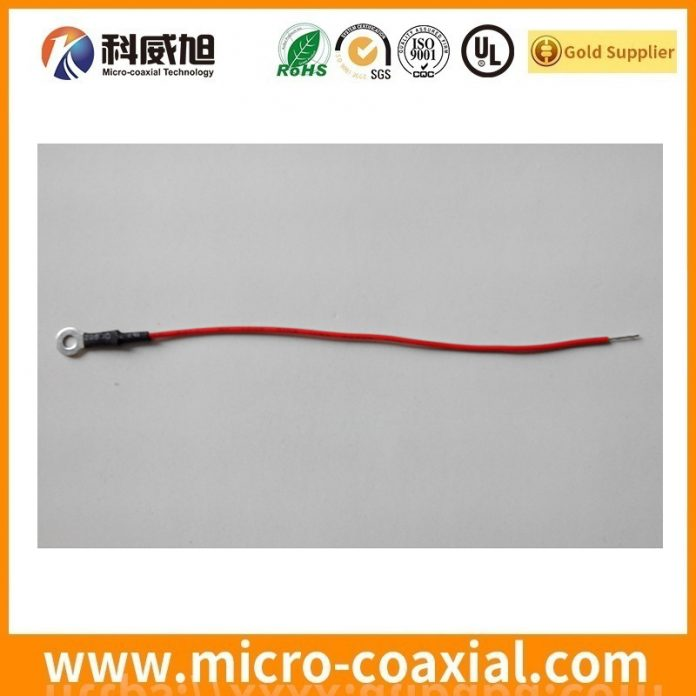 custom AM-800600PBTMQW-TA3H V-by-One cable High quality LVDS eDP cable assemblies