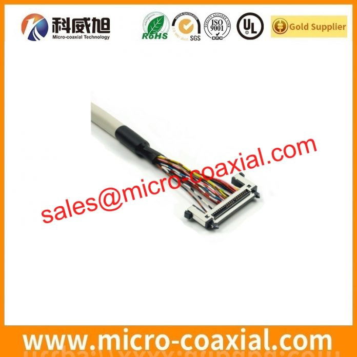custom COM80T8102ZSP LVDS cable High quality LVDS eDP cable assembly