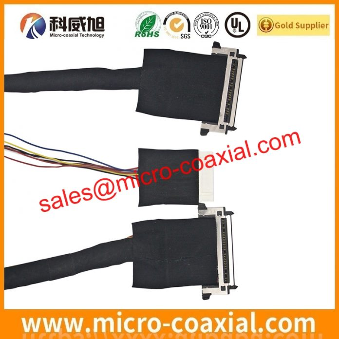 custom LTA230W2-L01 MIPI cable High quality LVDS eDP cable assemblies