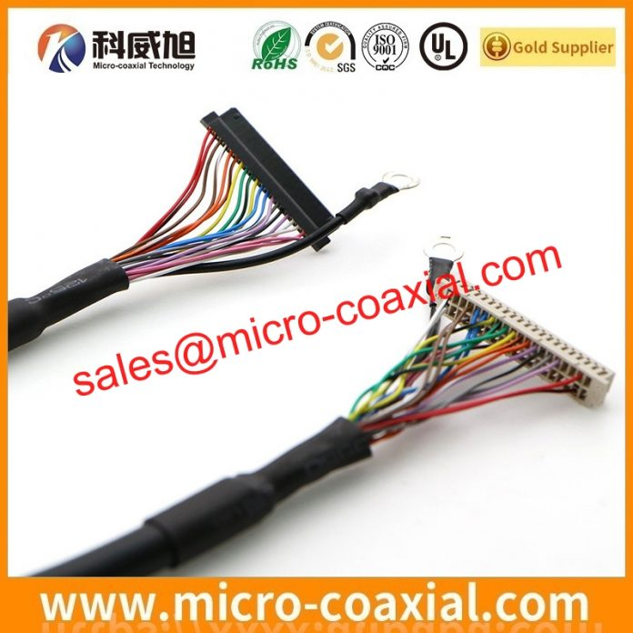 custom LTA480HQ01 TTL cable high-quality eDP LVDS cable Assembly