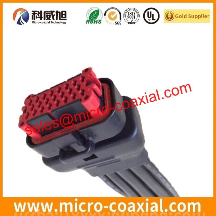 custom LTI400HA03 LVDS cable High quality LVDS cable eDP cable assembly