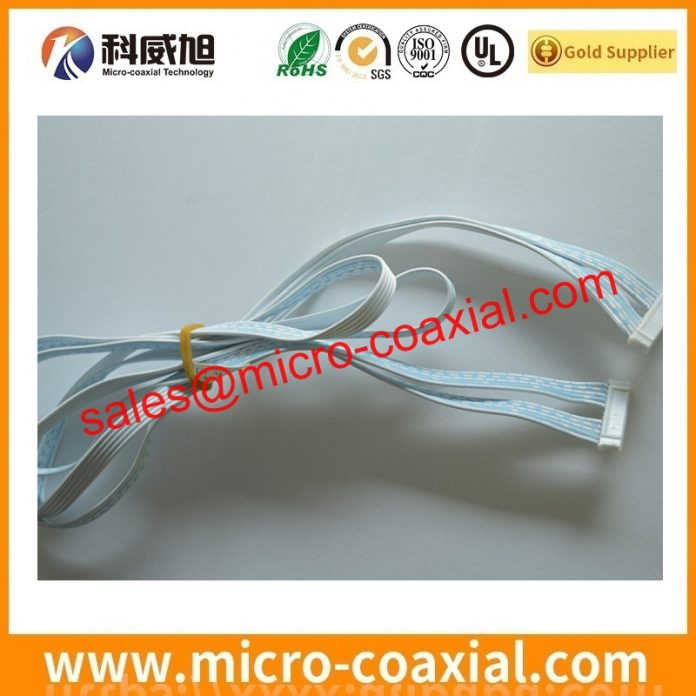 custom LTN156AT19-W01 TTL cable High quality LVDS eDP cable assemblies