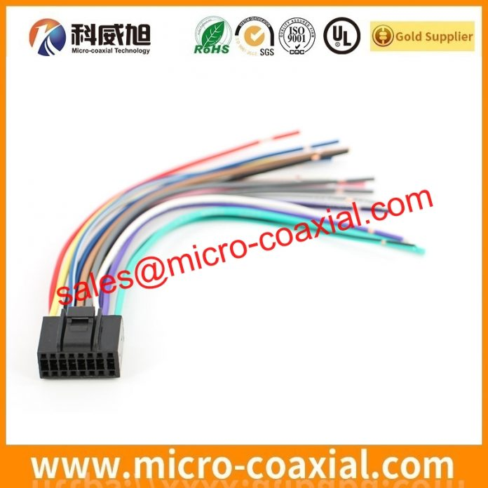 custom M236MWF2 R0 V-by-One cable high quality LVDS cable eDP cable Assemblies