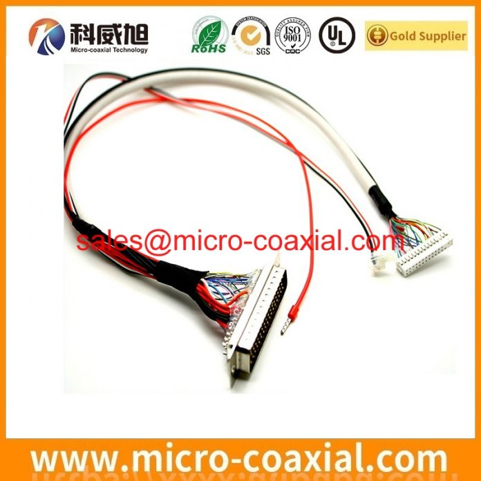 custom MT2751A01-1 LVDS cable high quality eDP LVDS cable Assemblies