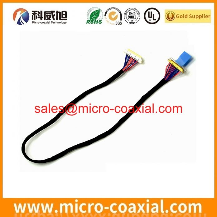 custom ST3151A04-5 LVDS cable High-Quality LVDS cable eDP cable Assembly