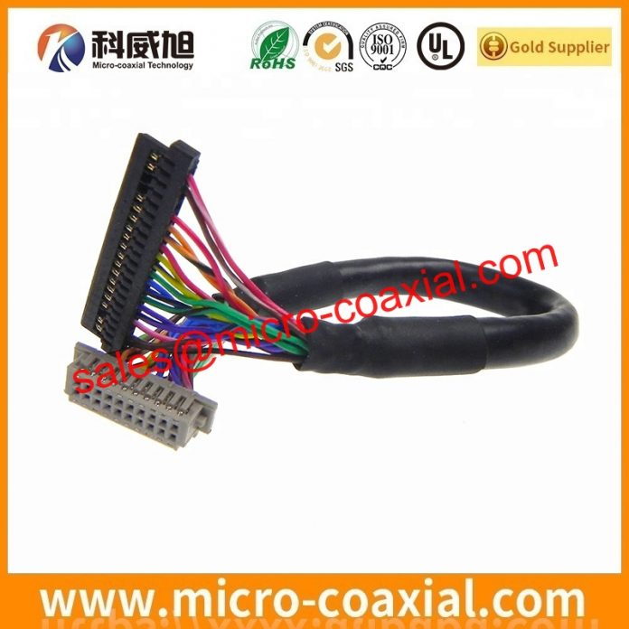 customized LC320WUD-SBT1 Mini LVDS cable high-quality LVDS cable eDP cable Assembly