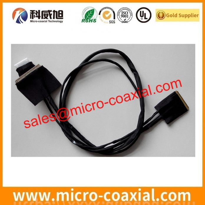 customized LM201U1-A1 TTL cable high quality LVDS eDP cable assemblies