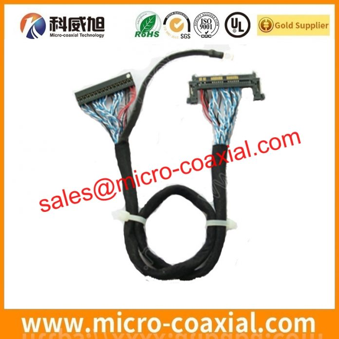 customized LP133WH1-TLC1 Mini LVDS cable High-Quality LVDS cable eDP cable assemblies