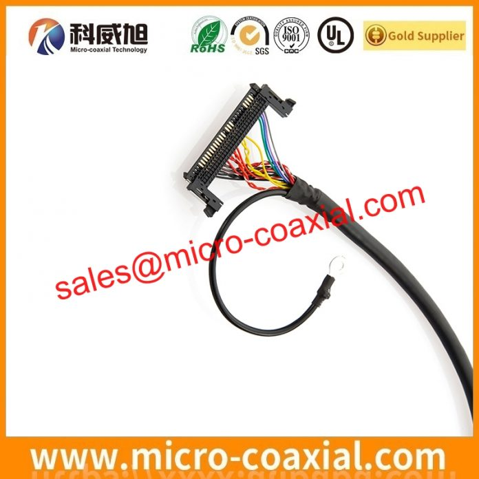 customized LP141WX1-TL02 eDP cable high quality LVDS eDP cable Assembly