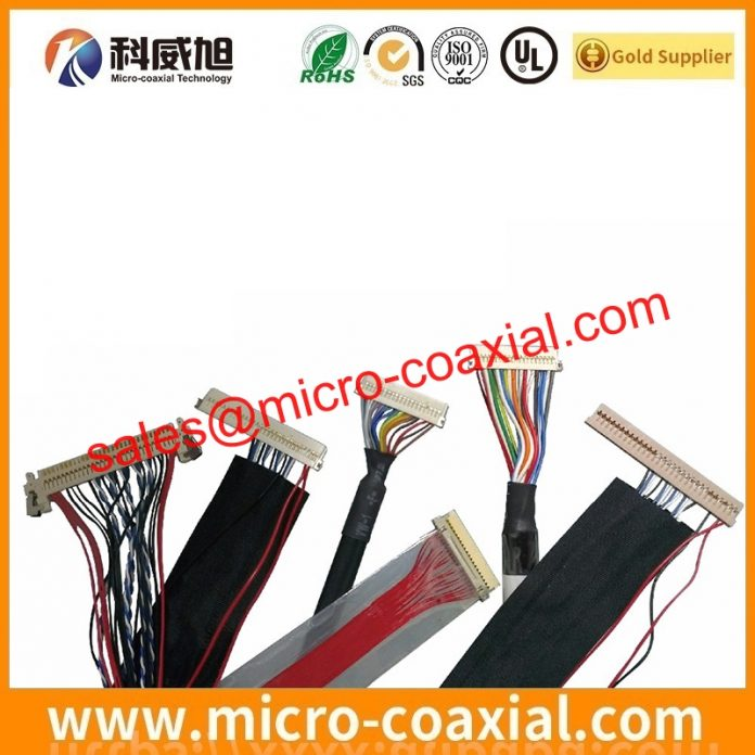 customized LSY320AN02-A LVDS cable High-Quality LVDS cable eDP cable assembly