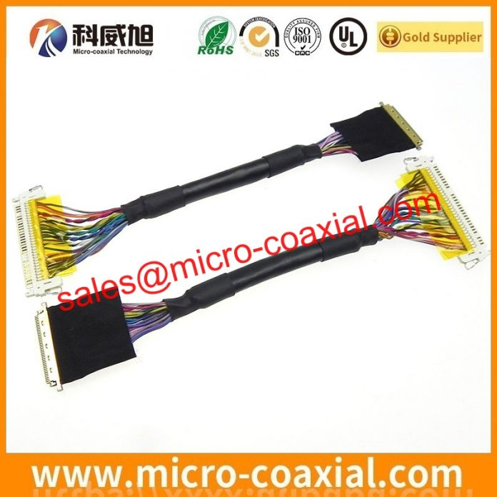 customized LTA400HM22 Mini LVDS cable high quality LVDS cable eDP cable Assembly