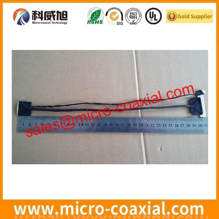 customized LTM210M2-L01 MIPI cable High Reliability LVDS cable eDP cable Assemblies