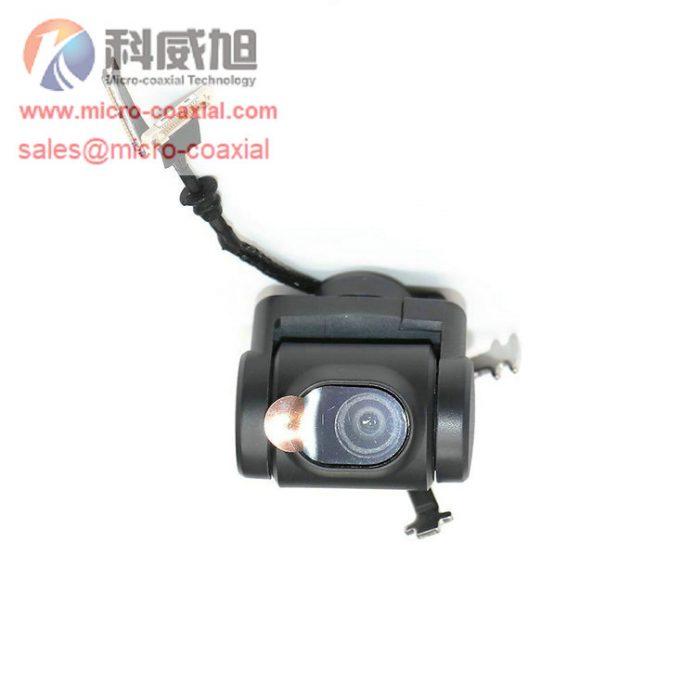DF36-25S-0.4V UAV Camera micro flex coaxial cable cable