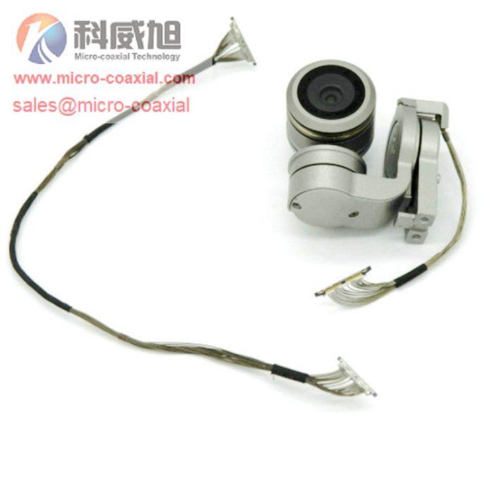 DF36A-40P-SHL MIPI CSI 2 thin and flexible micro coaxial cable