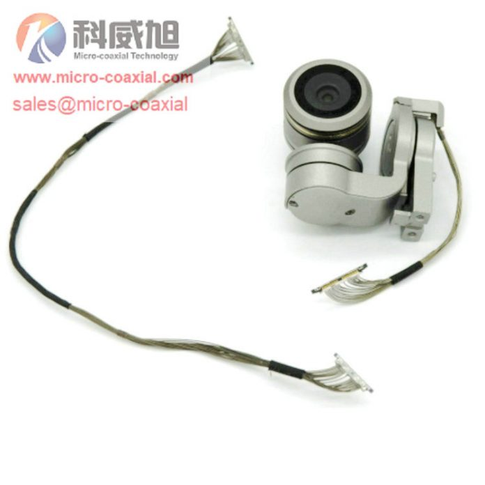 DF38B-30P-0.3SD Drone Camera Micro coaxial cable assemblies cable