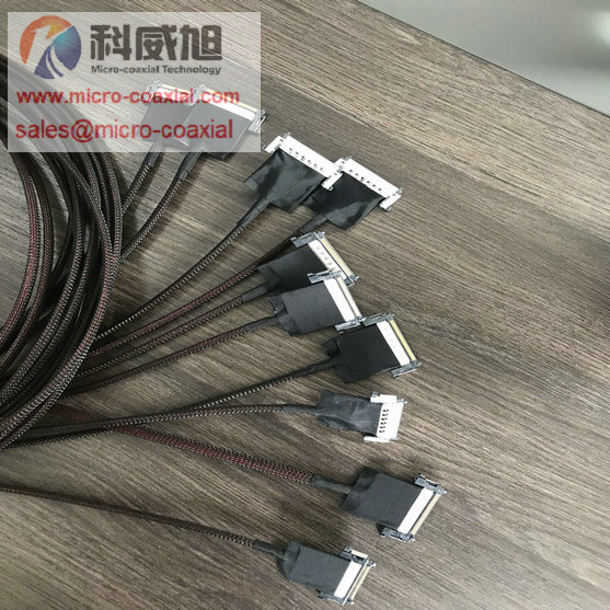 DF38B-30P-0.3SD Gimbal fine wire cable