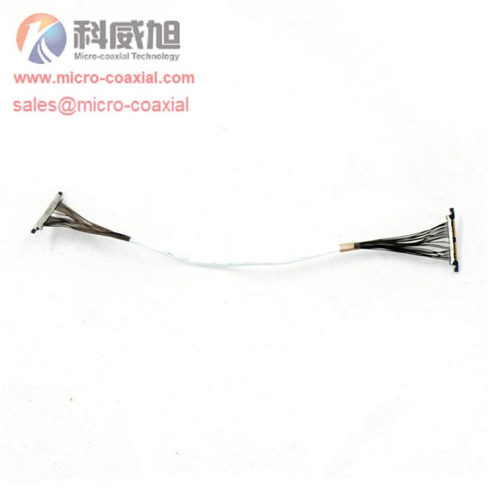 DF56CJ-30S-0.3V Gimbal Micro-Coaxial Cable MCX cable