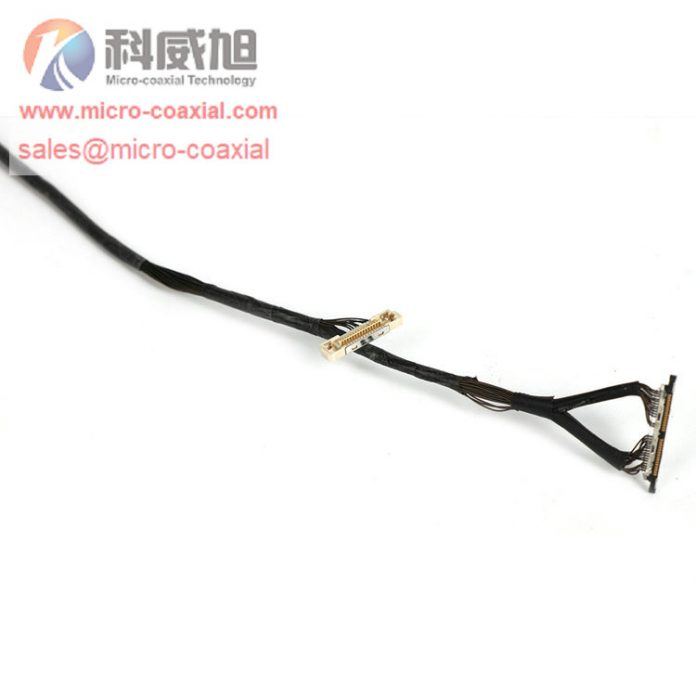 DF56J-40P-SHL MIPI CSI-2 Micro coaxial cable for healthcare application cable