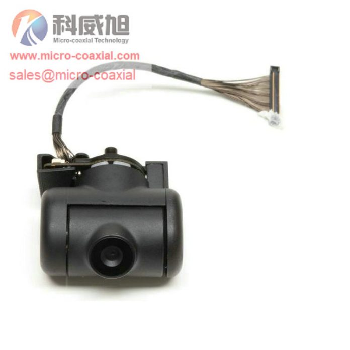 DF36-25P-0.4SD MIPI CSI Custom Micro-Coaxial Assemblies suit ultrasound applications cable