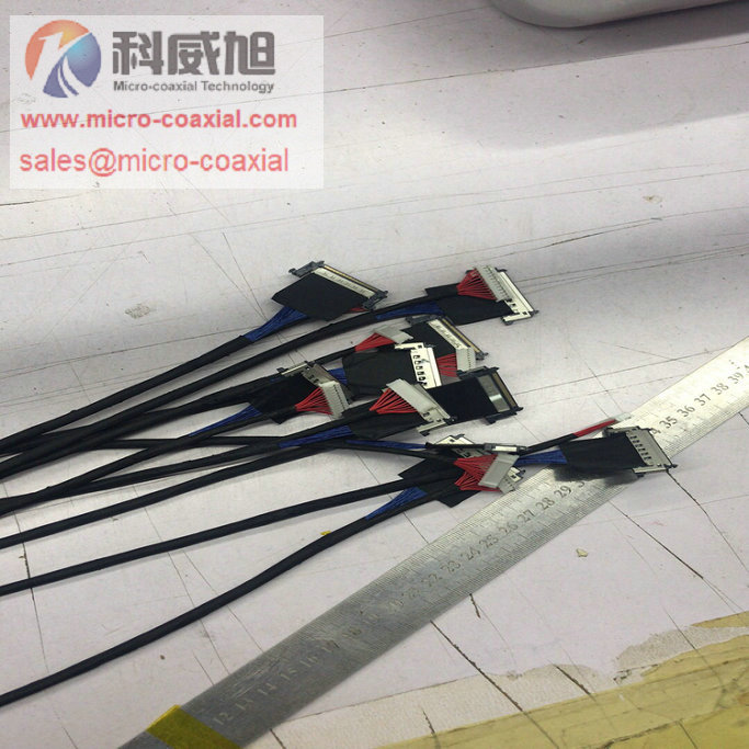 DF36-30P UAV Camera micro coaxial cable
