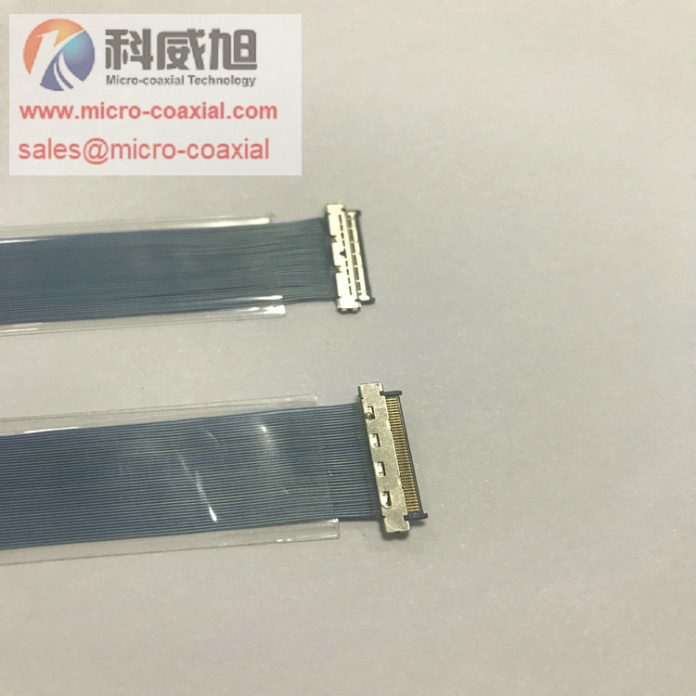 DF36A-40S-0.4V Camera Module Micro-Coaxial Cable MCX cable