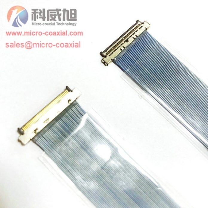 DF36A-40S Gimbal Micro-Coaxial Cable MCX cable